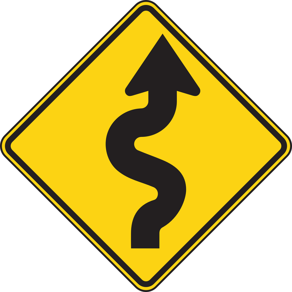 Insurance Navy Auto Insurance 9 More U.S. Road Signs You May Not Be Familiar With Winding Road