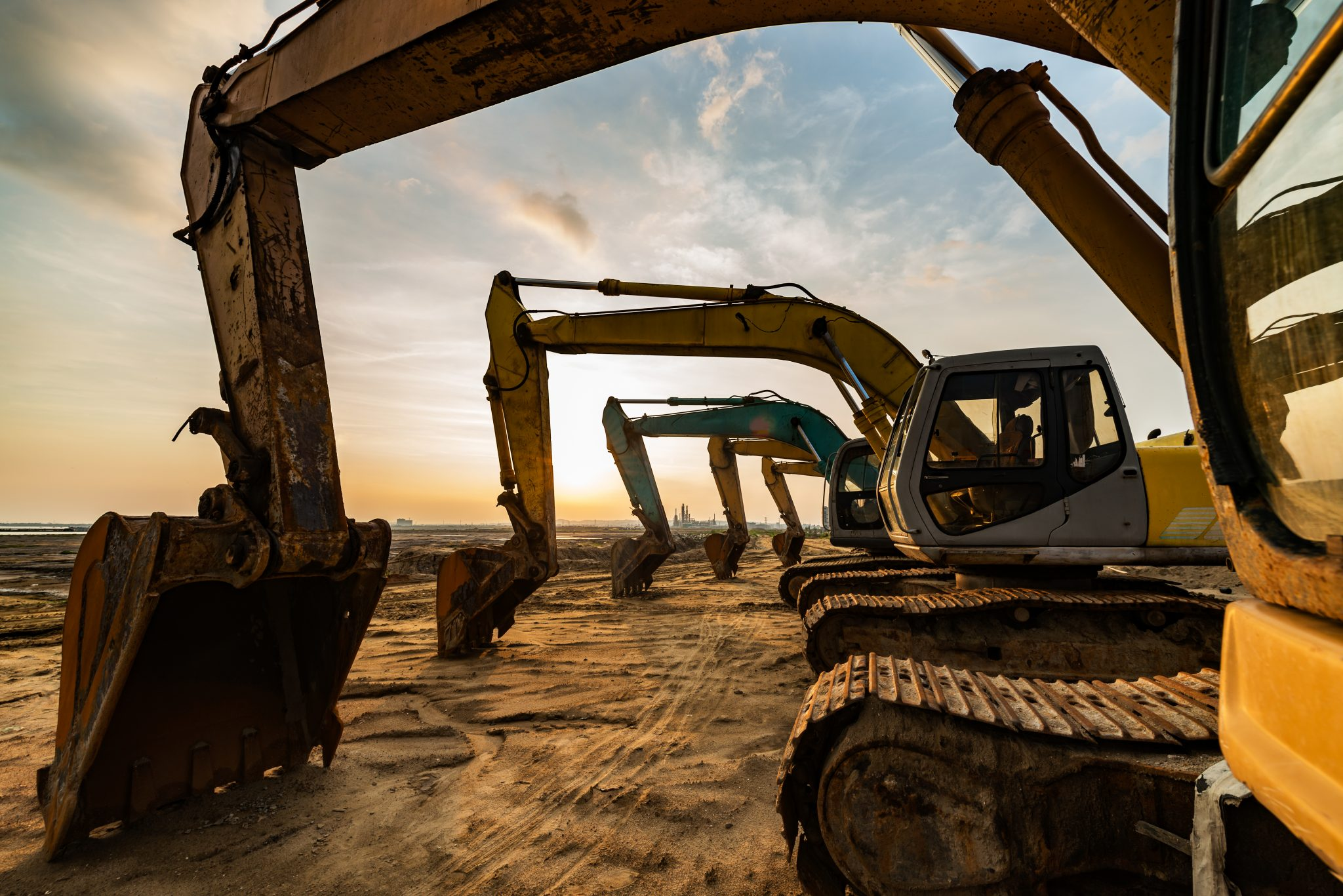 excavator operation safety tips