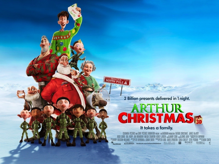 Insurance Navy Auto Insurance 8 New Christmas Movies To Include In Your Holiday Movie Marathon Arthur Christmas