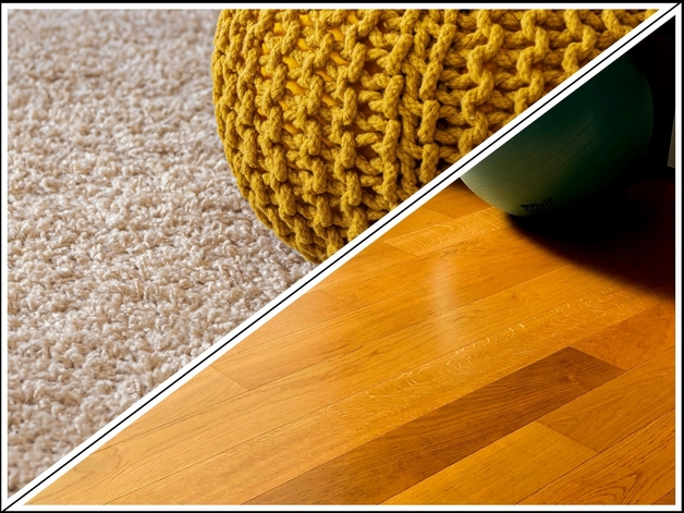 Insurance Navy Auto Insurance Hardwood Floors vs Carpeting The Pros and Cons Thumbnail