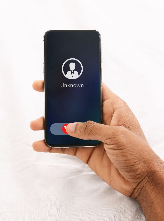 If you get an call from unknown, it may be a contact tracer.