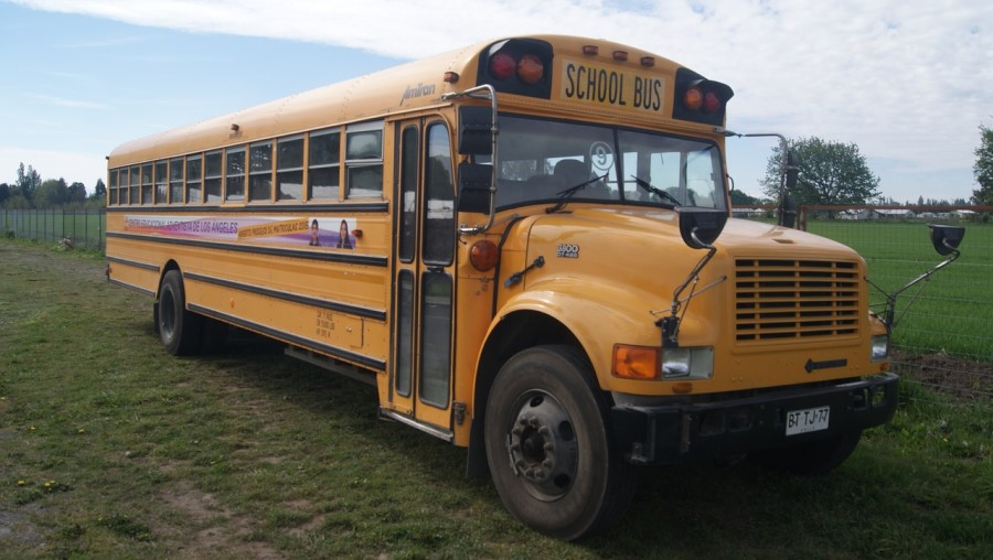 A typical used school bus can be converted into a skoolie for about 10 grand.