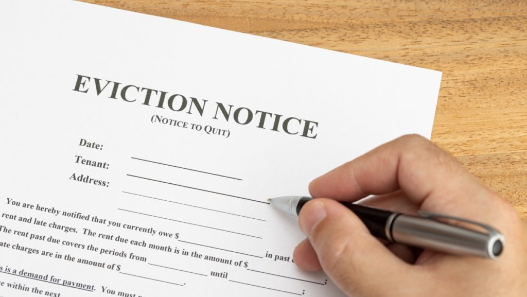 Eviction notices are the last thing Americans need during a pandemic