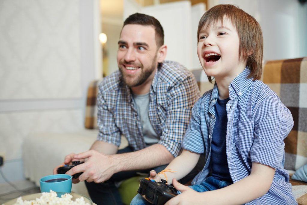 game consoles make a great holiday gift for people of all ages.