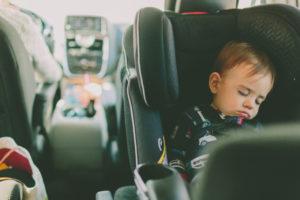 california rear facing car seat law