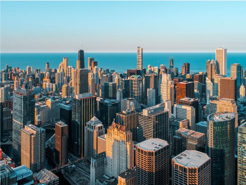 Chicago City Landscape