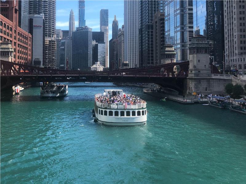 Chicago Boat Rides